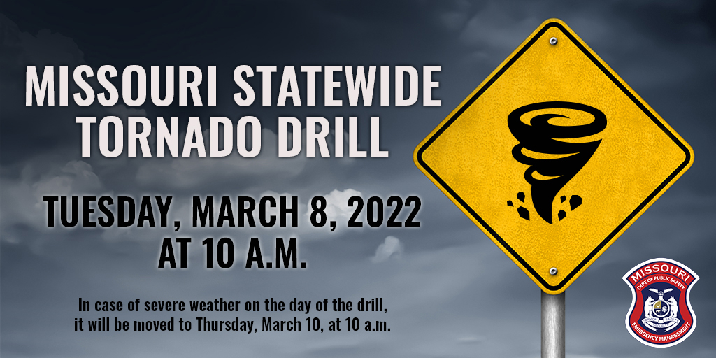 Missouri Statewide Tornado Drill